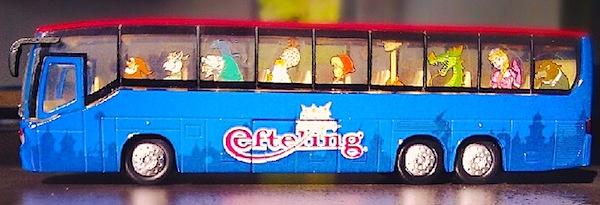 Efteling - Jouet Bus