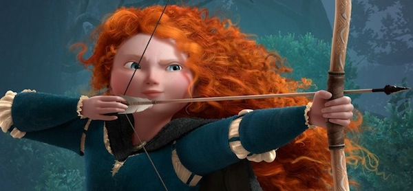Disney Pixar Rebelle